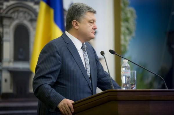 Порошенко рассказал, чего нехватает, чтобы народные депутаты сняли ссебя неприкосновенность