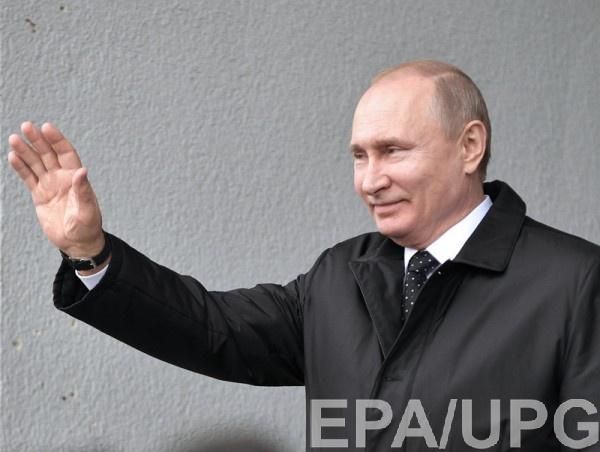 Путин проигнорировал Порошенко и Зеленского