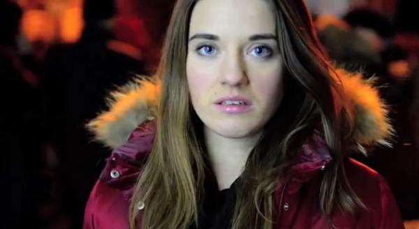 Видеообращение участницы Майдана