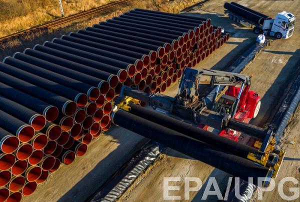 Турецкий поток предусматривает возведение четырех трубопроводных нитей