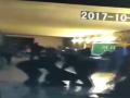 Появилось видео нападения на избирательный участок в Днепропетровской области