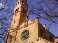 В варшавской церкви мужчина устроил бойню, есть жертва