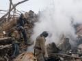 Взрыв под Одессой: под завалами нашли тело мальчика