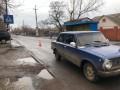 На Запорожье школьника переехал ВАЗ