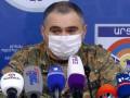 В Нагорном Карабахе погиб заместитель командующего армией