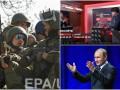 Итоги 7 июня: обострение на Донбассе, инцидент с депутатом на ТВ и заявления Путина