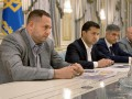Зеленский посетит районы отведения войск на Донбассе