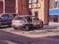 В Харькове взорвали авто с бизнесменом