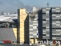 В Киеве горит популярный ТРЦ: появились фото