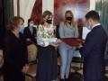 Зеленский посмертно наградил званием Героя Украины бойца ВСУ