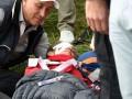 Во Франции гольфист мячом выбил глаз болельщице
