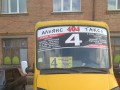 В Кропивницком пьяный пассажир чуть не задушил водительницу автобуса