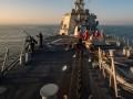 В Одессе ждут эсминец США, а Черное море бороздят четыре корабля НАТО