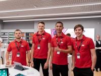 На открытии магазина iOn в Киеве техника Apple удивит приятными ценами