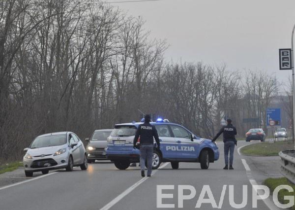 В Румынии протесты из-за эвакуации румын из Италии