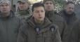 Зеленский приехал в зону ОСС