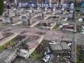 В Херсоне вандалы разгромили кладбище