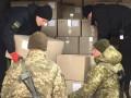 Украинец пытался вывезти 50 тысяч масок в ЕС