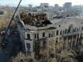 Пожар в Одессе: Кабмин выделит четыре миллиона