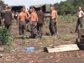 Силовики показали свои позиции под Донецком (видео)