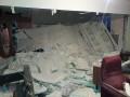 В Луганской области в многоэтажке прогремел взрыв