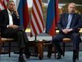 Обама и Путин в Париже за закрытыми дверями обсудили Сирию и Украину