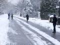 Погода на выходные: Украину накроют снегопады с дождем