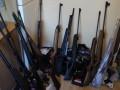 В квартире у киевлянина полиция обнаружила схрон оружия