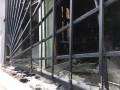 В Одессе произошел пожар в зоопарке