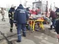 В Украине впервые провели аэромедицинскую эвакуацию