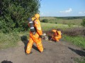 Контейнер с радиоактивным веществом нашли под Хмельницким