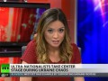 Ведущая российского канала уволилась в прямом эфире из-за Украины