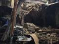 В Киеве рухнула подпорная стенка рядом со стройкой