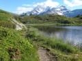 В Швейцарии самолет разбился на альпийском перевале