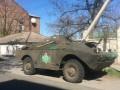 На участки в Мариуполе стянули бронетехнику