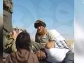 Появилось видео первых минут плена военных РФ в Сирии