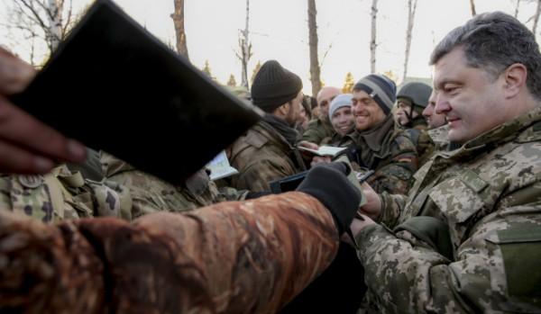 Год без Дебальцево: Как воевали украинские военные против террористов