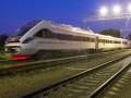 Первый скоростной поезд украинского производства отправлен на очередные испытания