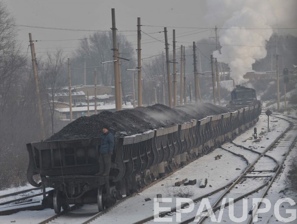 С неконтролируемых территорий вагоны направляются в РФ