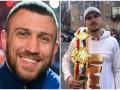 Украинских боксеров Усика и Ломаченко внесли в базу