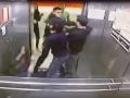 Полиция проверила видео избиения трех кавказцев в лифте