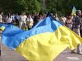 В Мелитополе прошел траурный митинг в память о погибших летчиках (фото)