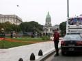 В Аргентине скончался депутат, раненый у здания парламента