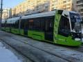 В России в первый день работы обстреляли частный трамвай