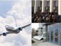 Итоги 1 ноября: расшифровка переговоров с пилотом Belavia, стрельба в Киеве и протест чернобыльцев