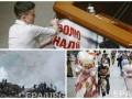 День в фото: Савченко в Раде, пожар на Львовщине и мода в Японии