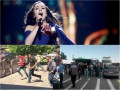 Итоги выходных: Триумф Джамалы, массовая драка в Москве и протест дальнобойщиков