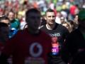 Кличко пробежал два километра во время международного полумарафона в столице