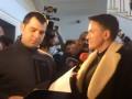 Савченко задержали
