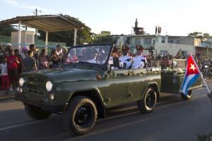 Со слезами и в скорби: на Кубе простились с Фиделем Кастро